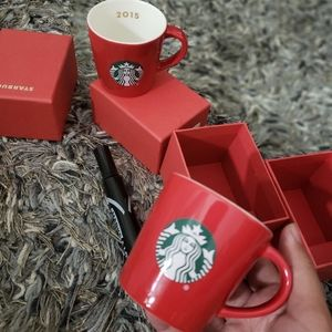 Starbucks Dining - Cute Starbucks Cup Collections